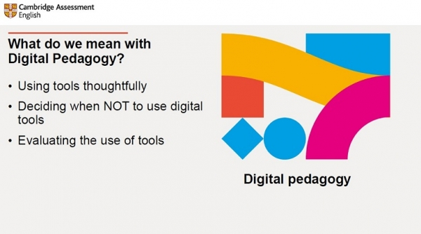 The Digital Pedagogy